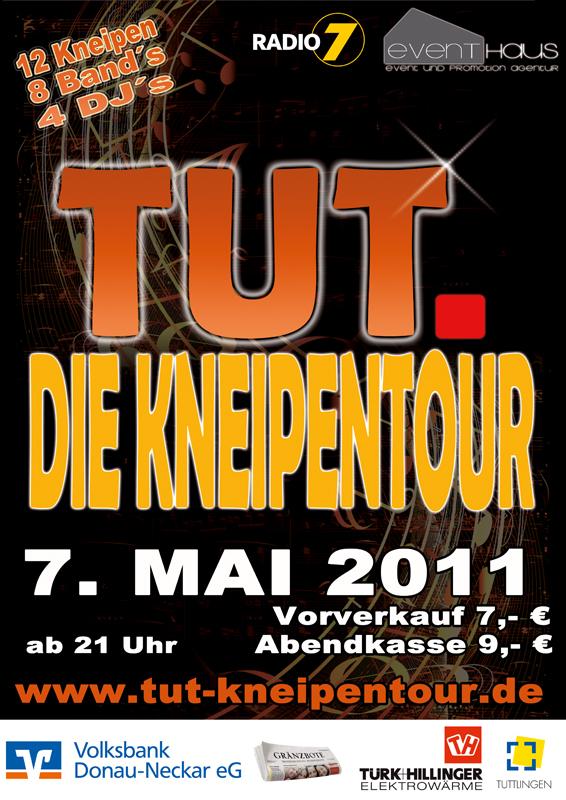 TUT.die Kneipentour 07.05.2011