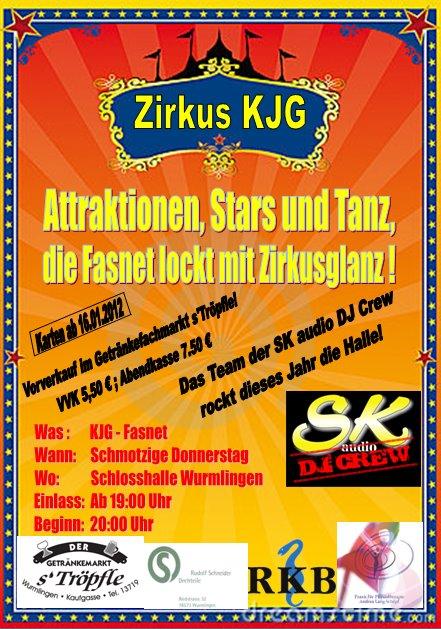 KFG Fasnacht Wurmlingen mit SK audio UG