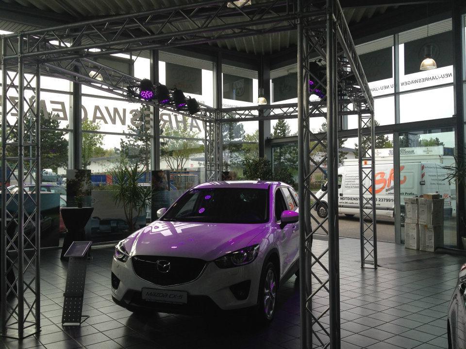 Neuwagenvorstellung Mazda CX-5 by SK-audio UG