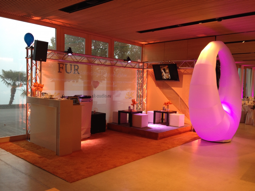 Messe Insel Mainau 2014 by SK audio UG