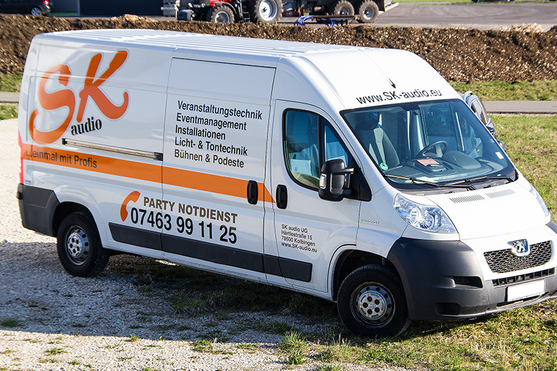 Partynotdienst by SK audio UG