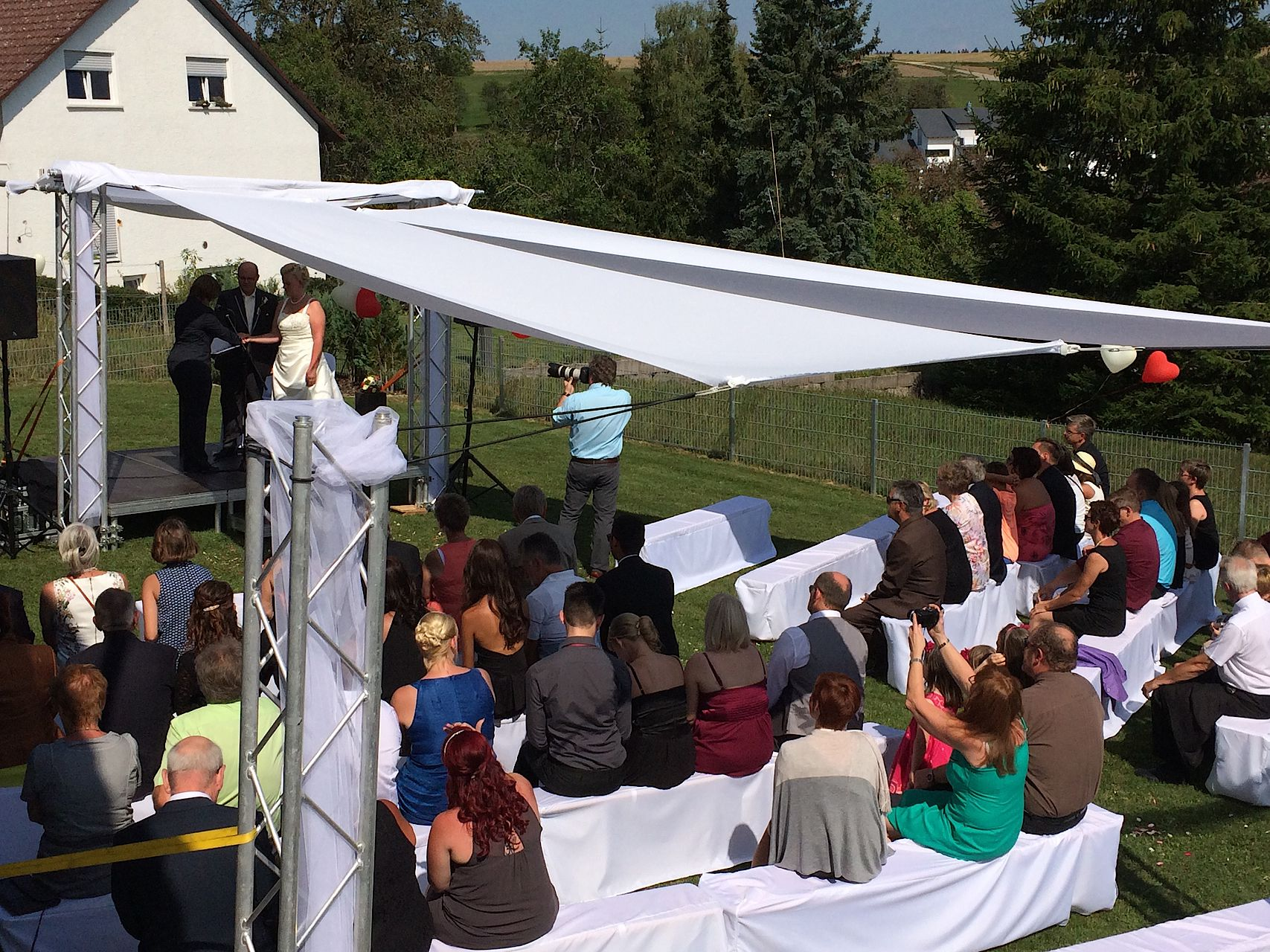 Outdoor Hochzeit by SK audio UG