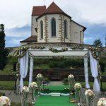 Schloss Weiterdingen freie Trauung by SK audio